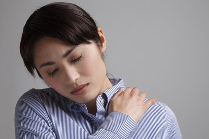 肩の痛みに苦しむ方