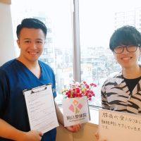 東京都北区東十条にお住いのK様(男性/27歳/立ち仕事)
